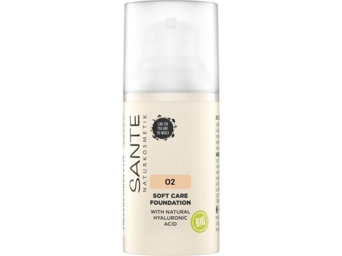 make up soft care neutral beige sante