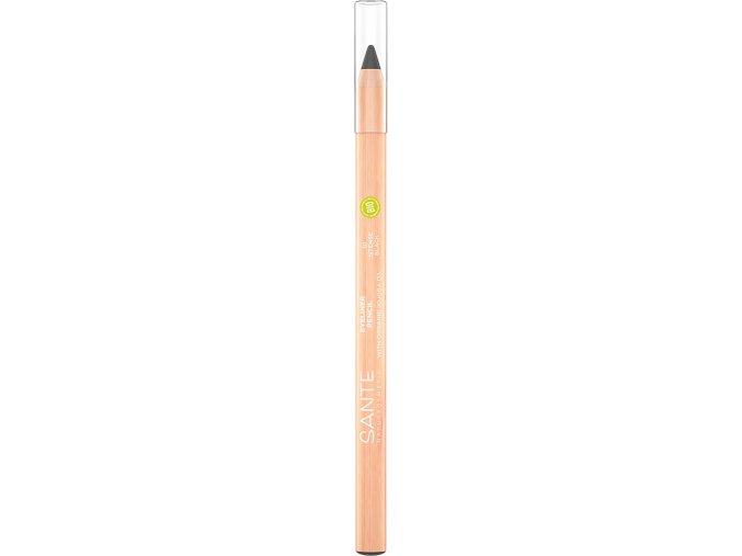 ceruzka na oci cierna 01 sante
