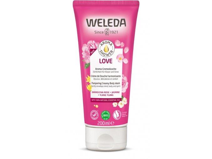 aroma shower love weleda