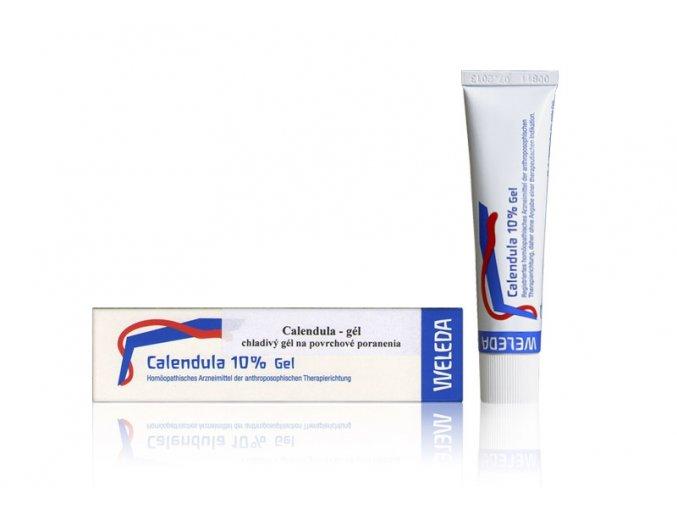 Calendula - nechtíkový gel Weleda