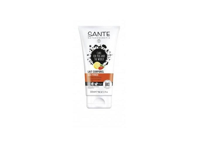 Telové mlieko Goji power - Sante