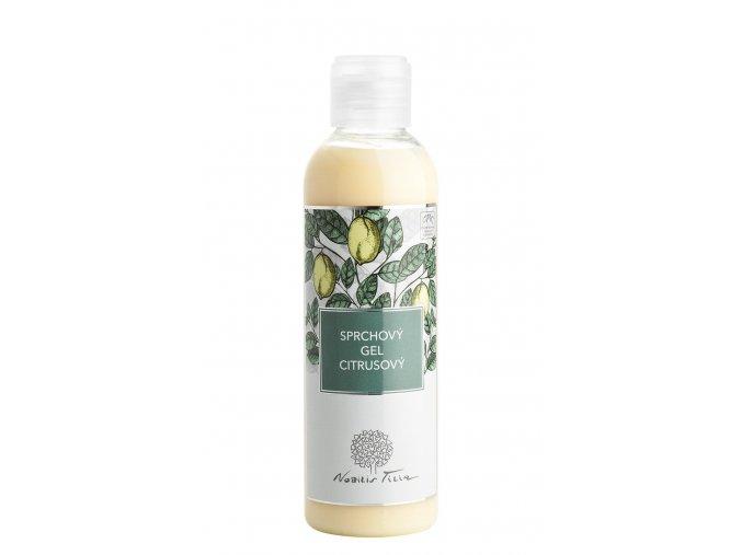 sprchovy gel citrusovy 200