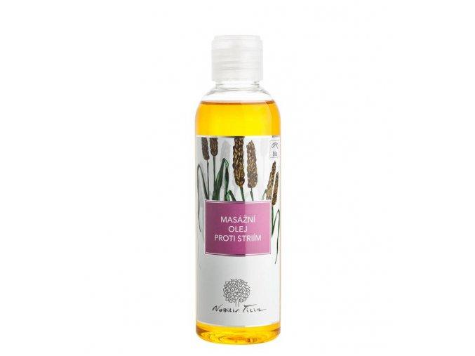 masazny olej proti striam nobilis tilia