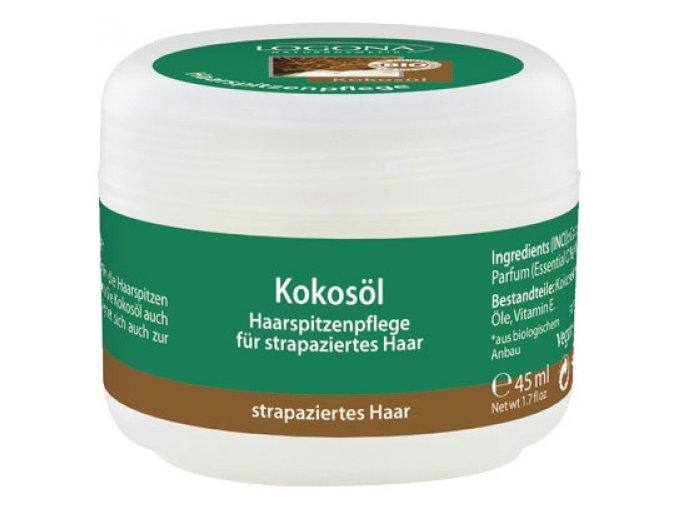 Kokosový olej na vlasy LOGONA