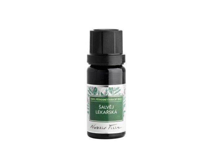etericky olej salvia lekarska