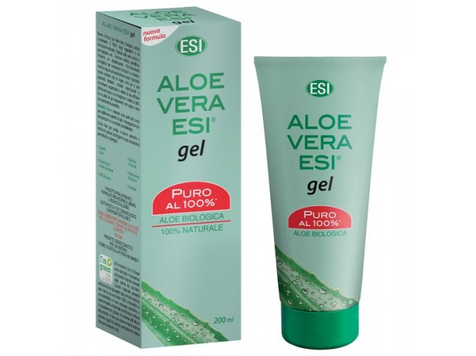 Aloe vera gél čistý 99,9 % - ESI