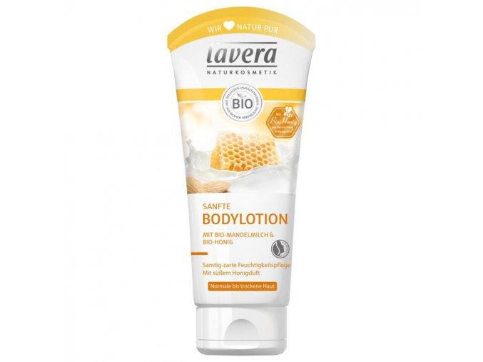 Telové mlieko bio mandľové mlieko - Lavera