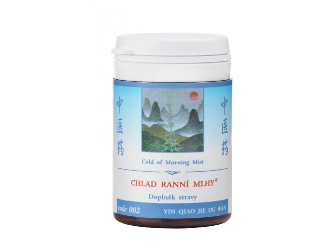 CHLAD RANNEJ HMLY - YIN QIAO JIE DU WAN - TCM Herbs
