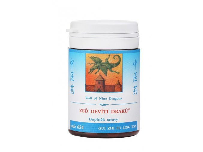 STENA DEVIATICH DRAKOV - GUI ZHI FU LING WAN - TCM Herbs