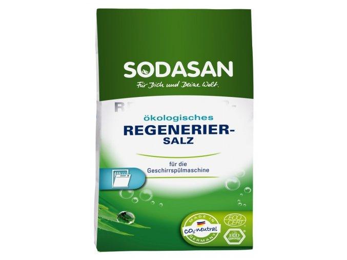 Regeneračná soľ do umývačky - Sodasan