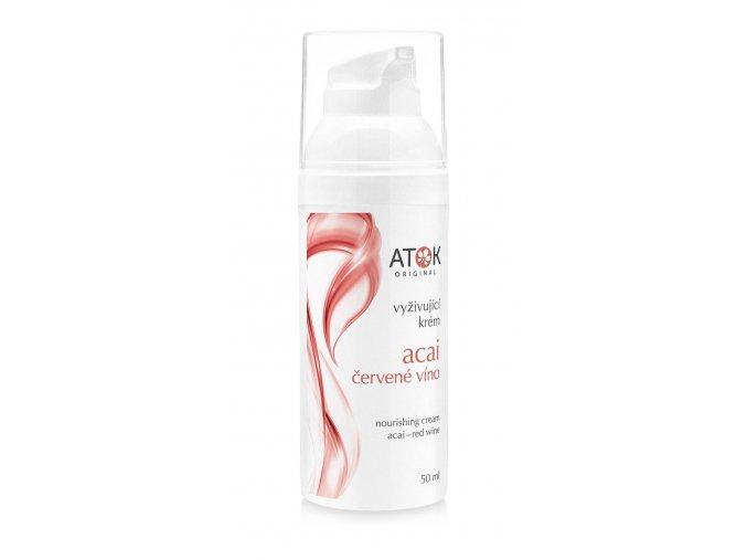Regeneračný krém Acai-červené víno - Original ATOK