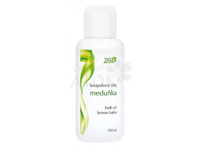 Kúpeľový olej Medovka - Original ATOK