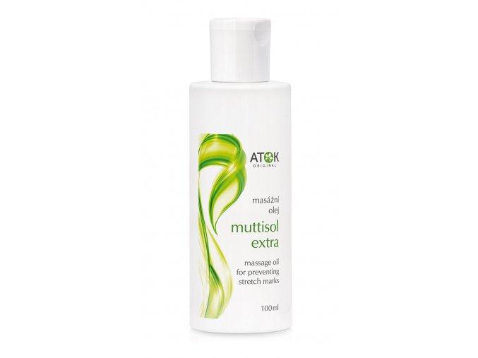 Masážny olej Muttisol Extra - Original ATOK