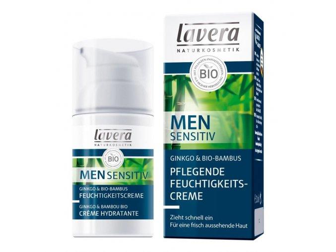 hydratačný krém pre mužov lavera