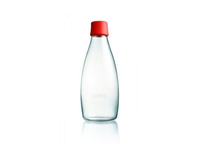 Eco fľaša 0,8L s uzáverom - Retap