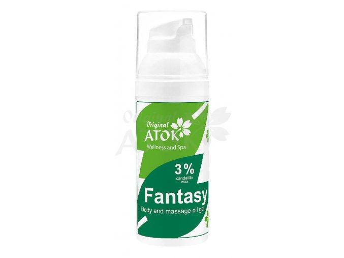 Telový a masážny oleogel Fantasy - Original ATOK