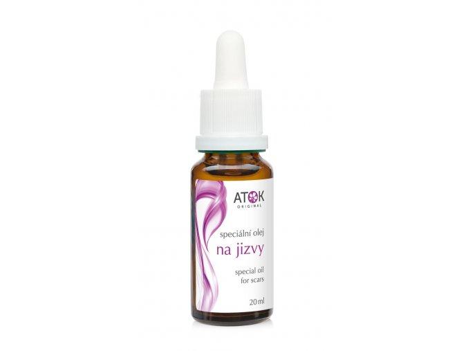 Špeciálny olej na jazvy - Original ATOK