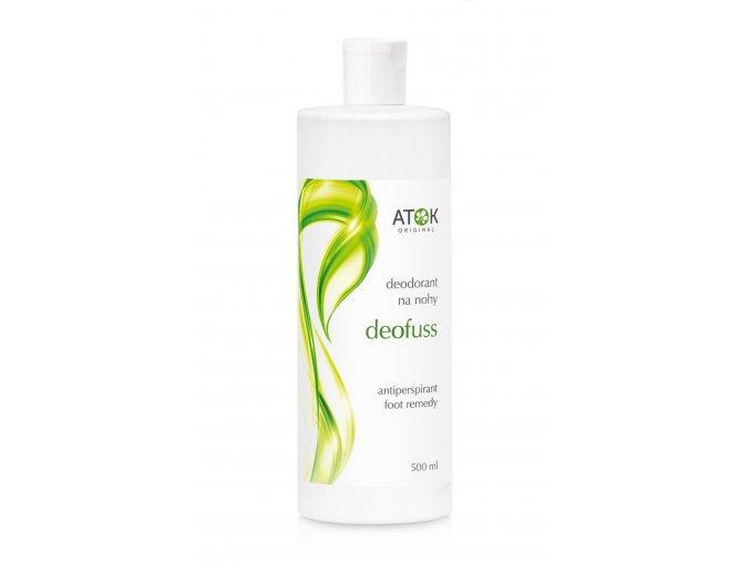 Deodorant na nohy Deofuss - Original ATOK