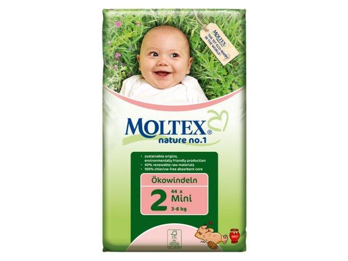Detské eko plienky MINI 3 - 6 kg