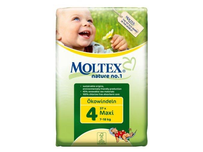Detské eko plienky MAXI 7 - 18 kg