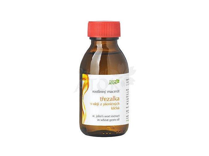 Rastlinný macerát Ľubovník v oleji z pšeničných klíčkov - Original ATOK