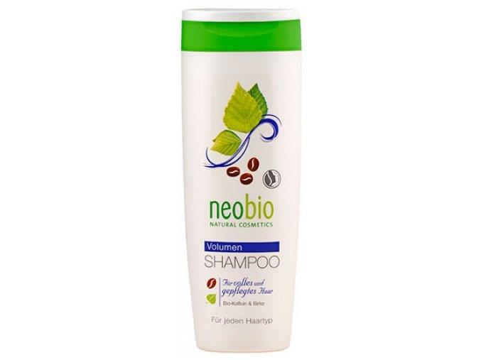Šampón Volume Neobio