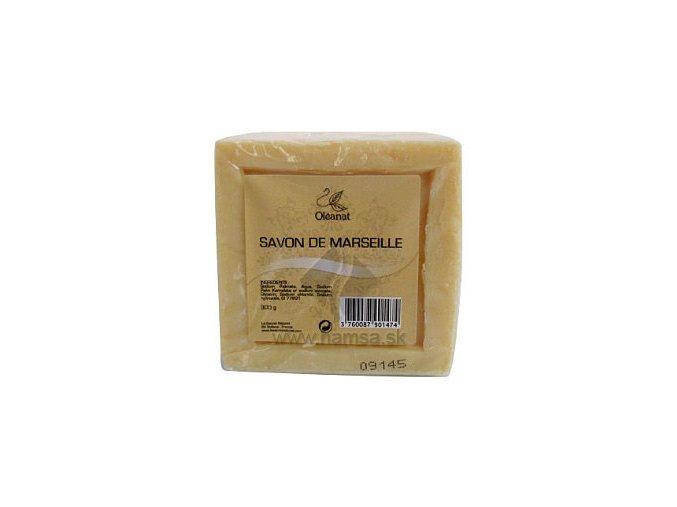 Mydlo Marseille biele - Oléanat