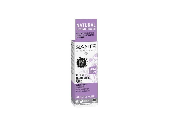 Rozjasňujúce pleťové sérum Anti wrinkle - Sante