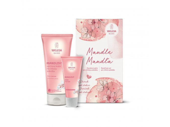 mandlovy set weleda