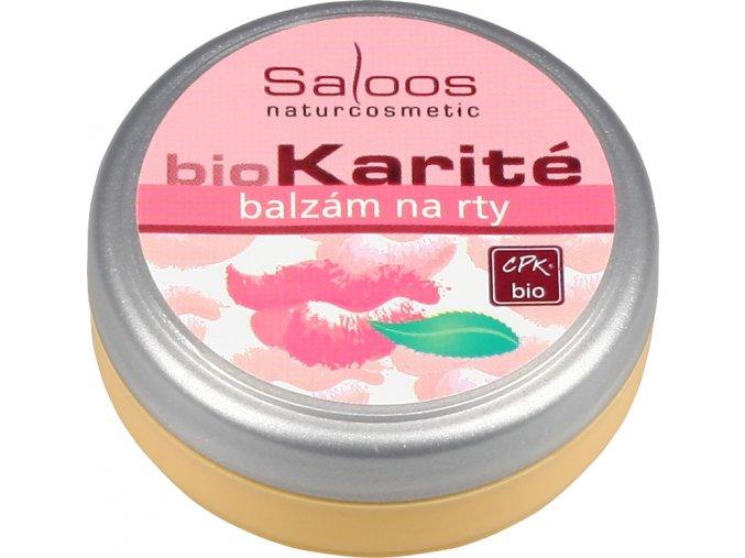 Balzam na pery Bio Karité Saloos