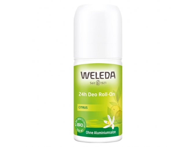 deo roll on citrus weleda