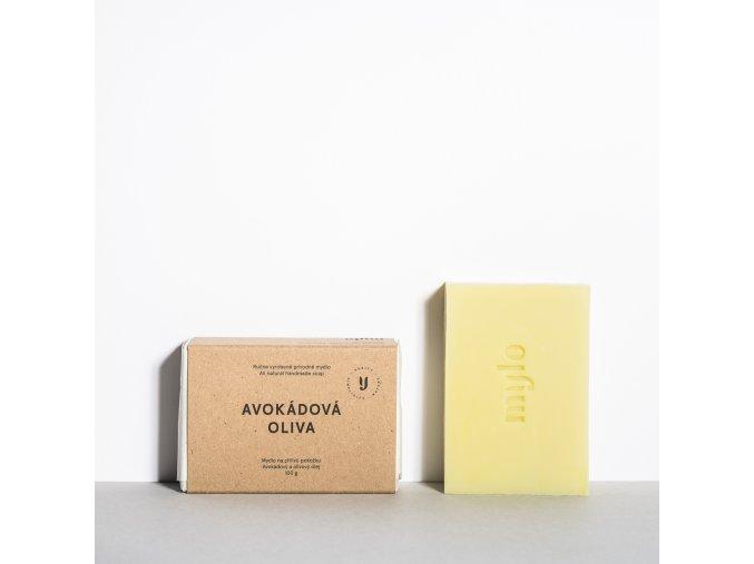 mydlo avokadova oliva