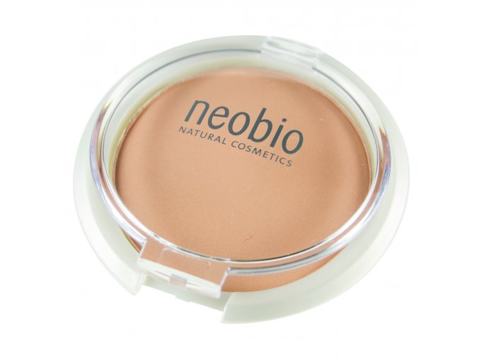 kompaktny puder beige neobio