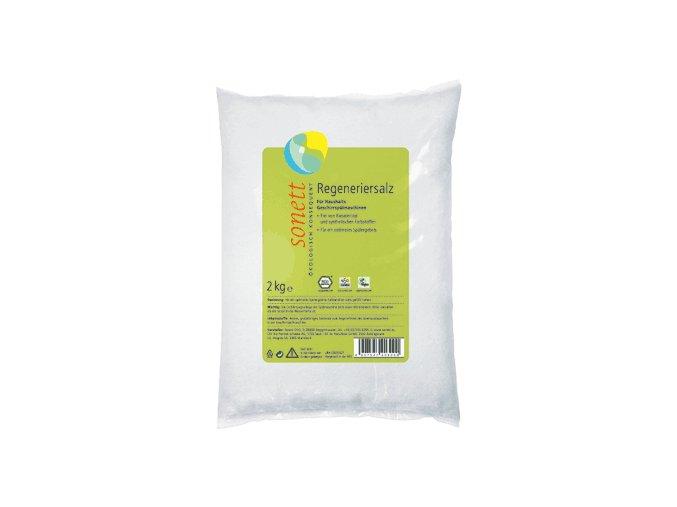 Regeneračná soľ do umývačky riadu Sonett