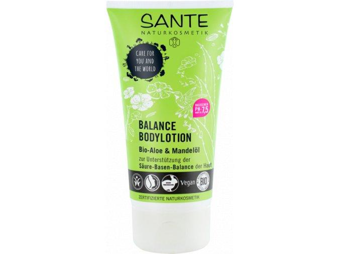 balance telové mlieko sante