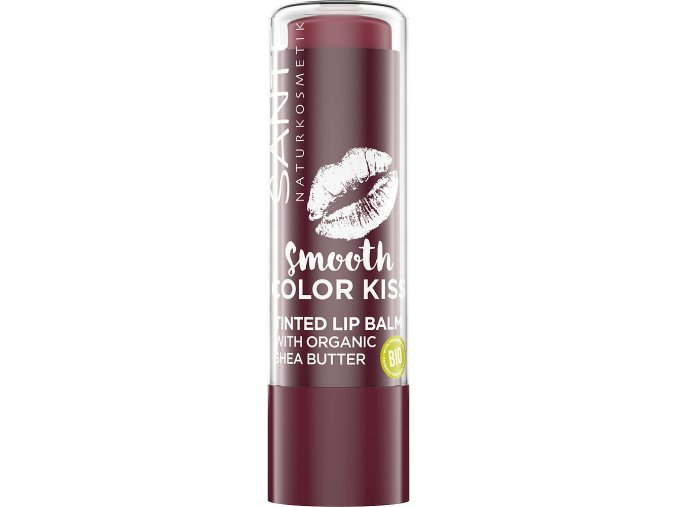 smooth color kiss soft plum