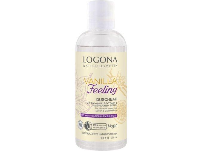 sprchovy gel vanilla feeling 851