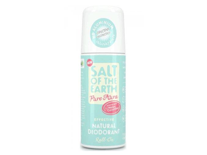 deodorant pure aura rollon um 75ml