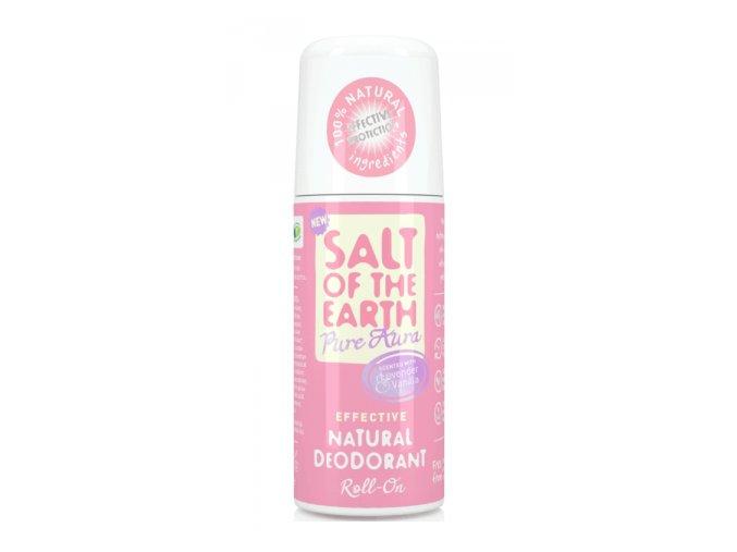 deodorant pure aura rollon 75ml