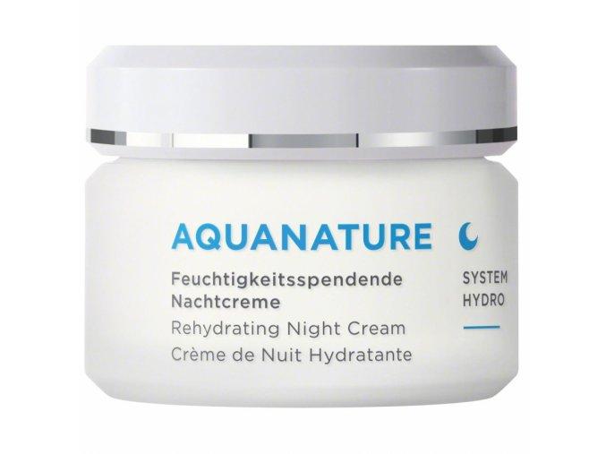 hydratacny nocny krem aquanature systeme hydro