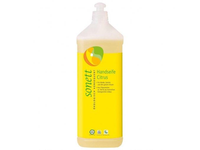 tekute mydlo citrus 1L