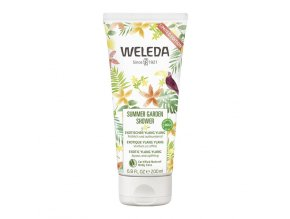 sprchovy gel summer garden limited edition weleda