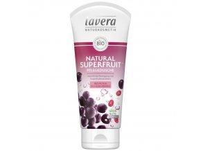 sprchovy gel super fruit lavera