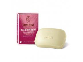 Rozmarínové rastlinné mydlo Weleda