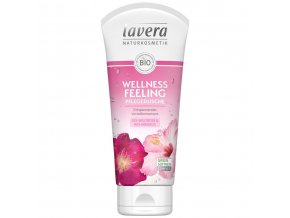 sprchovy gel wellness feeling lavera