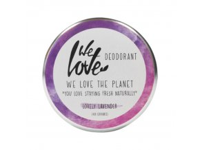 deo krem lovely lavender we love the planet