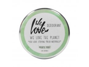 deo krem mighty mint we love the planet