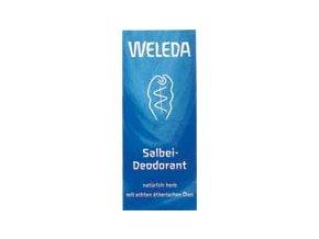 Šalviový deodorant Weleda - náhradná náplň