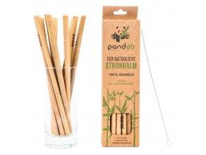 bambusove slamky