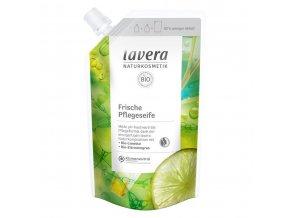 osviezujece tekute mydlo nahradna napln lavera